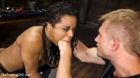 Kira Noir Trained to Fist Her Own Ass!
