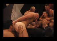 Orgy With Hairy Boyz