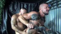Raw Fuck Club — Dolf Dietrich & Alessio Romero