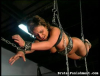Brutalpunishments — Nov 16, 2012 - Missy in Chains
