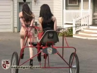 NakedGord-The Red Pony Cart Part 3(2010)