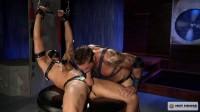 Bondage Slut & Hard Anal Fuck