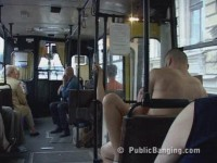 The perverted city bus of Moscow