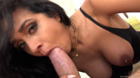 Abby Lee Brazil — POV, Rides A And Takes Cock In The Ass (2016)