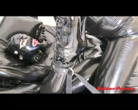 Rubber-Passion - 'Captive Rubber Slut' Pt:2