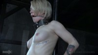 Petite Sexy Blonde Gets Metal BDSM Treatment