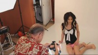 Photographer Gets Surprised Cici Trans Aka CC Santini Aka Chanel Santini (2016)