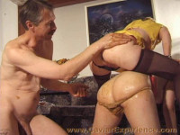Kinky Scat Fetish Threesome Filesmonster Scat