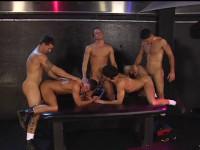Big Dicks Orgy At Club
