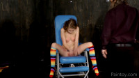 Mina K – In The Chair