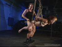 Trinity is a True Submissive Slut — Only Pain HD