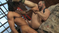 Amazing fuckers in hard anal