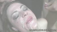 These sluts love cum!