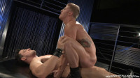 Fuck Hole Johnny V Joey D 720 (2015) - boots, muscle, large