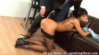 Teachers Must Be Taught Too (Anna) Spanking Them
