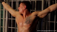 RusCapturedBoys - Bodybuilder Vasily in Jail Part I