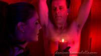 DominatrixAnnabelle. Gold 14 Clips. Part 14.