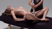 Gaby - Multiple Electric Orgasm Massage-1800p