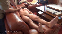 hunks watch spank - (Feet & Spanking - Lukas Liz)