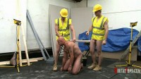 Hole Ripping Punishment