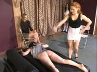 Spanking Big. Punishment Clinic.