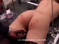 Piercing the clitoris.