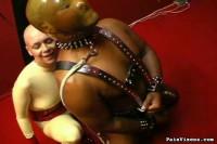 Painvixens – May 19, 2009 – Ebony Slave Bondage