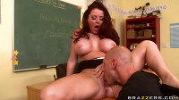 Hot Busty Lady His New Teacher