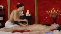 Deep sensual orgasm for Asian babe
