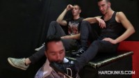 Hardkinks - Delivering Foot - Mike Bosco, Tyler Roding