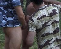 Soldier gets teamed