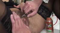 Kinky bitch fucked at doctor's office