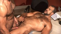 TitanMen Exclusive Jesse Jackman with Roman Wright   Command Performance   Scene 1
