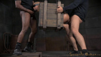 Bound Blindfolded In A Box (7 Aug 2015) Sexually Broken