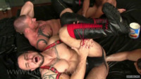 Hard Brazilian Orgy With Brutak Fisting