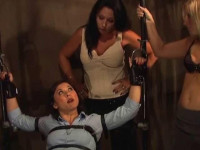 Powerful Women Beg To Be Bound And Massively Gagged