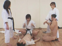 Svdvd-050 - Lascivious Ladies 3 Beautiful Female Practitioners Willl Hit Kick and Then Draw You Out.