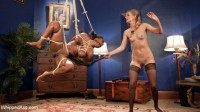 Kinky Call Girl: Spanked, fisted, and anally strap-on fucked!