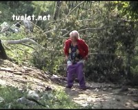 Peeing Voyeur Outdoor Spy 76 (2009)