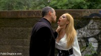 Busty Blonde Isabella Clark Public Double Penetration — Part 2