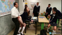 Seduces Her Teacher