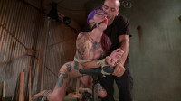 Young tattooed slut gets fucked — Only Pain HD
