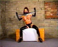Scenes of bondage