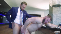 The Naked Chef (Frank Valencia, Diego Reyes) - butt, sex, masturbation.