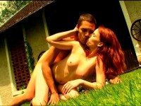 Jarmila and Aleksej
