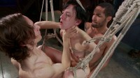 Elise Graves Masochistic Slut Gets Double Penetrated with Huge Cocks (2014)
