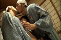 Sexy Guys Make Love at Hot Springs — Hardcore, HD, Asian
