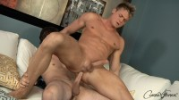 Chandler Creampies Connor