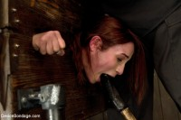 Breaking Amber Rayne - Anal fisting, double penetrated, and suffers through brutal torment