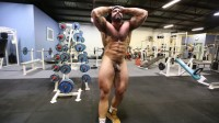 Rogan Richards - Alone In The Gym (muscle, men, other).